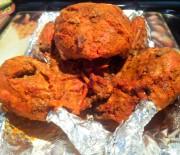Whole Tandoori Chicken
