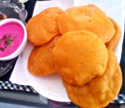 Mango Honey Puri- Recipe
