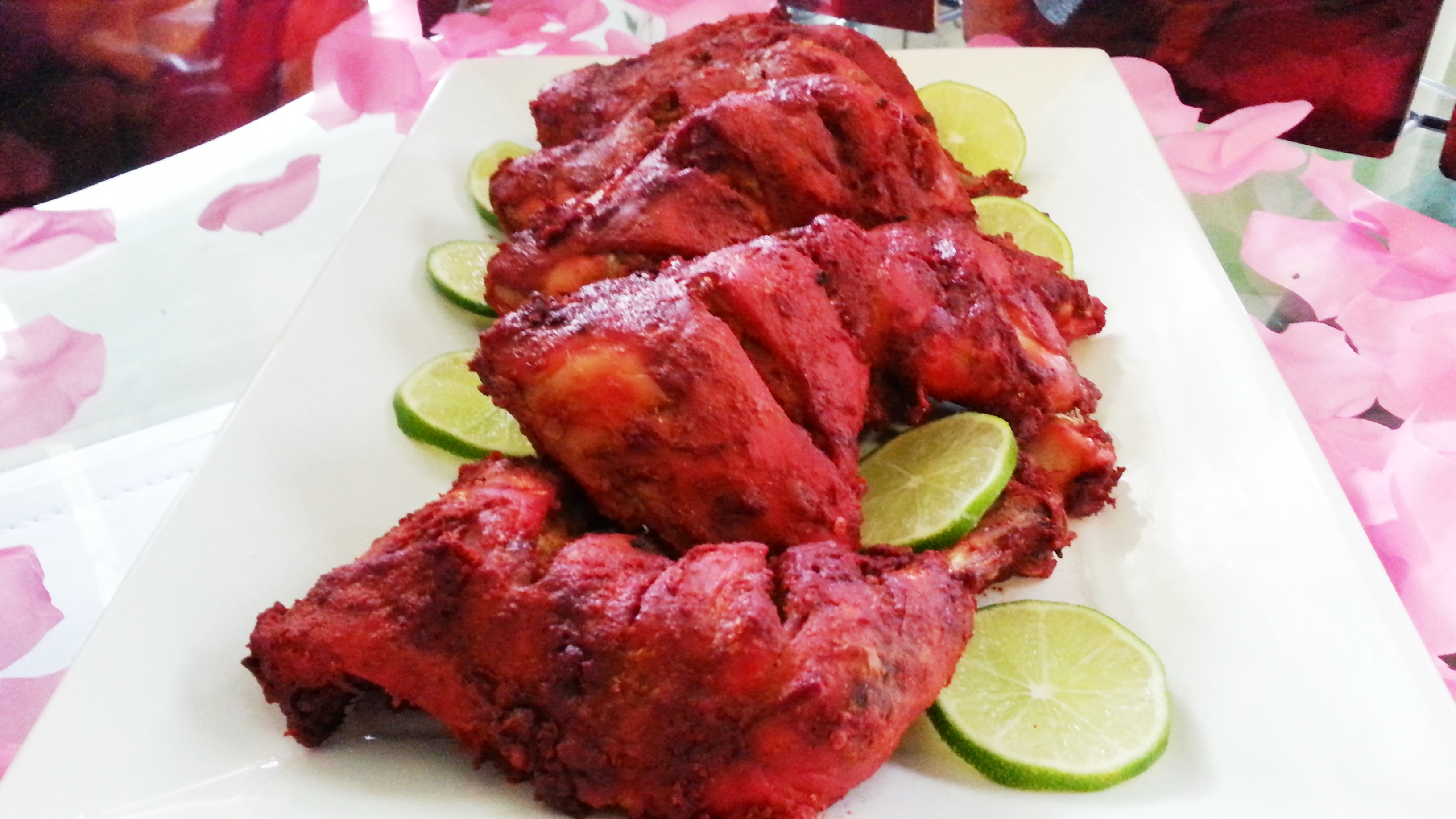 Best Oven Baked Tandoori Chicken