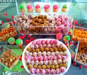 Dates Covered with Nuts- Khajur Ramadan LOVE