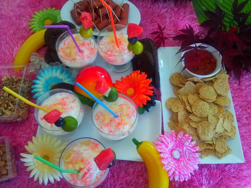 Creamy Pina Colada