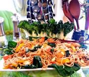 Chicken Bok Choy Noodles