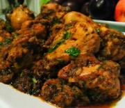 Dahi Methi Murgh- Yogurt Fenugreek leaves Chicken Curry