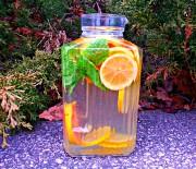 Citrus Detox Water (Grapefruit, Lemon, Mint Detox)