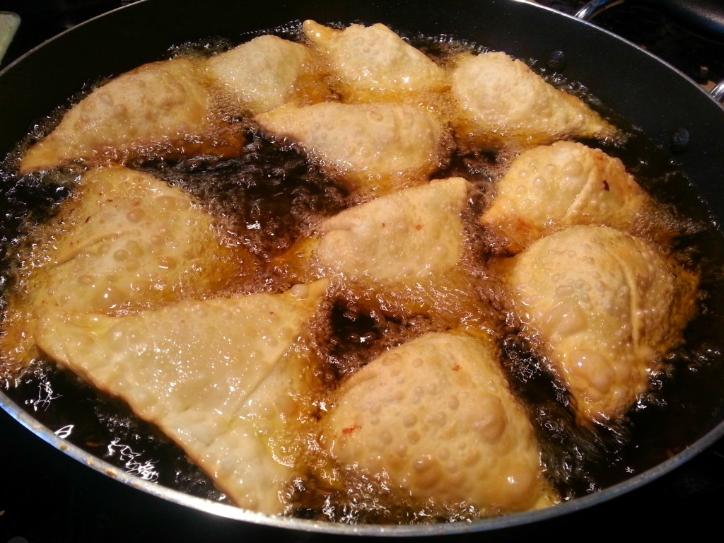 samosa filling recipe