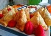 Crispy Vegetable Samosa