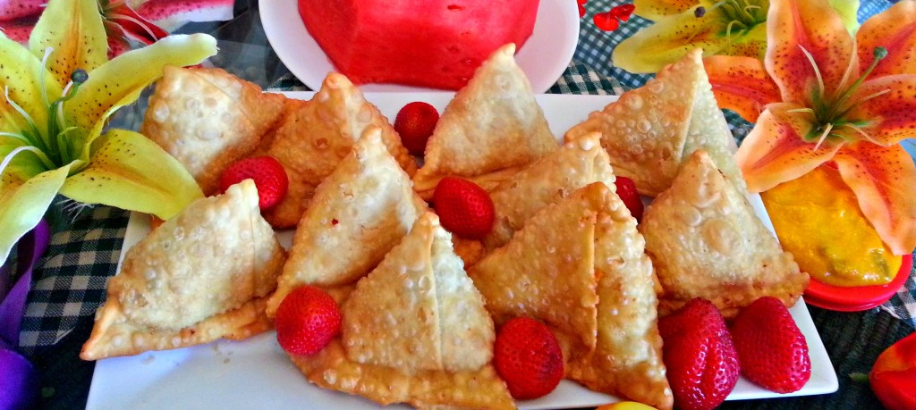 Step to Step Aloo Samosa Recipe