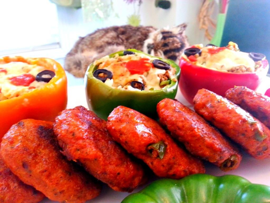 Chicken Tandoori Chapli Kabob