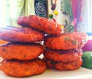 Tandoori Chicken Chapli Kabob