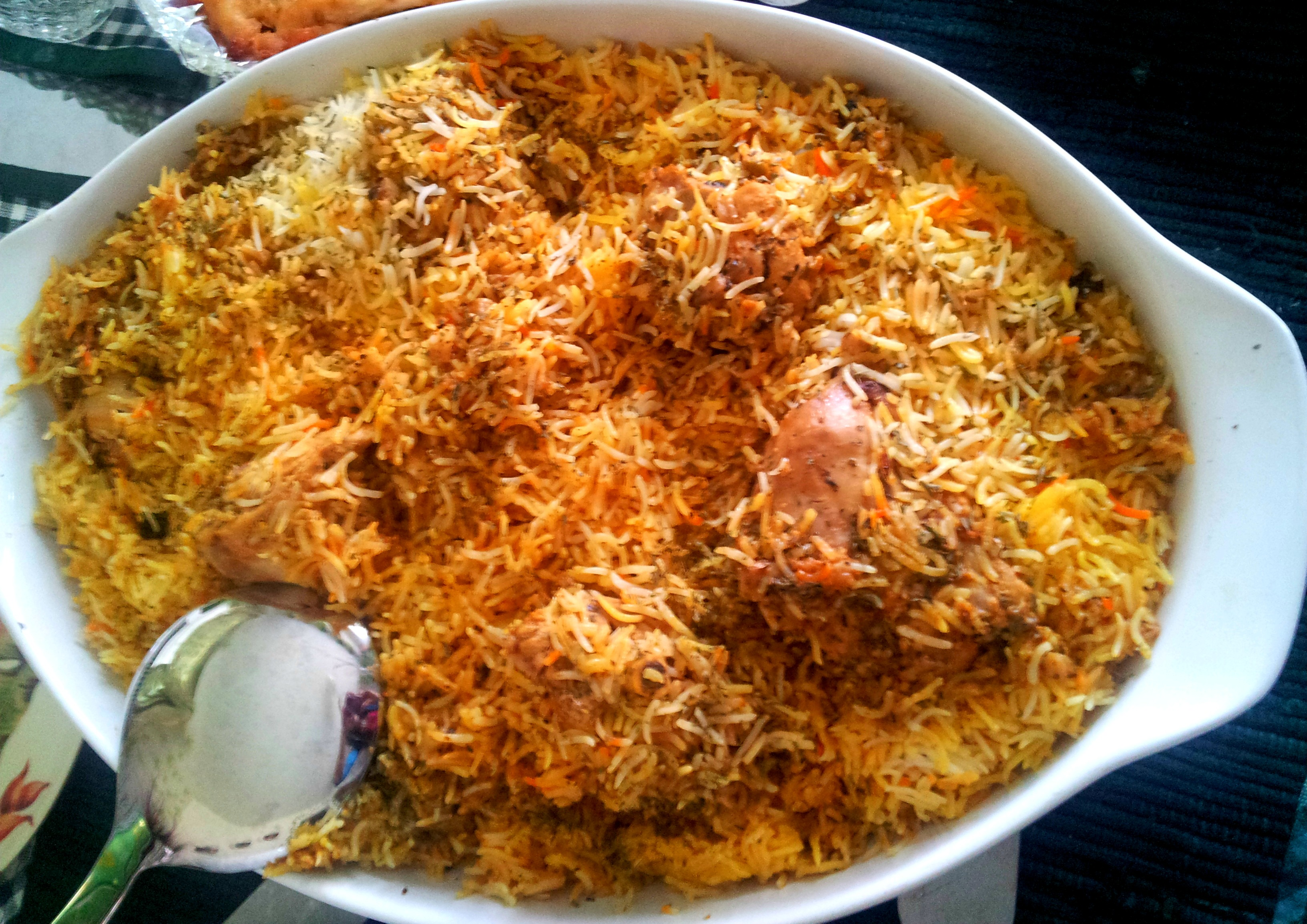 Chicken Biryani Pakistani Style   OMGies…