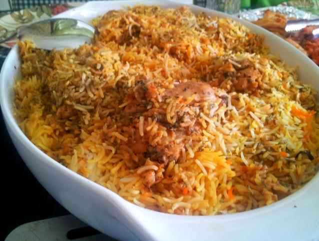 Chicken Biryani Pakistani Style | OMGies…