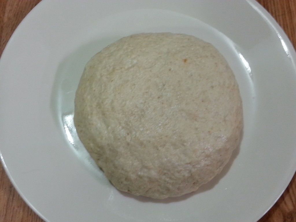 gunda hua aata; Atta Dough