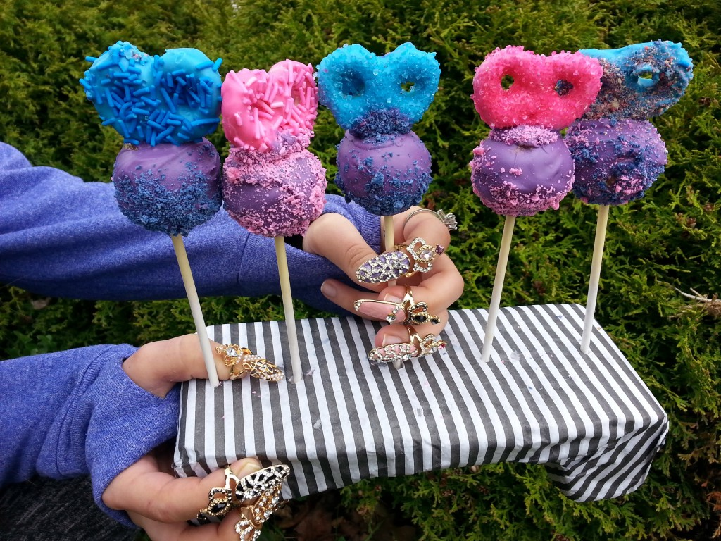 Decorated Cakepops