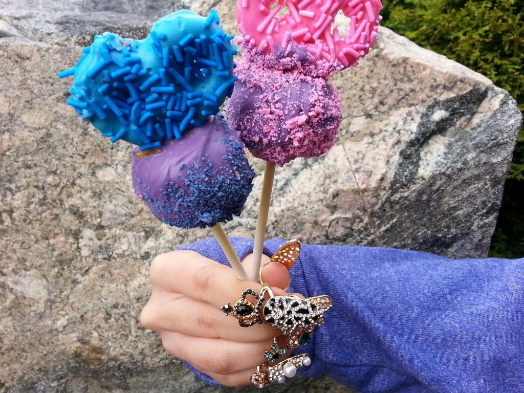 lovely cakepops