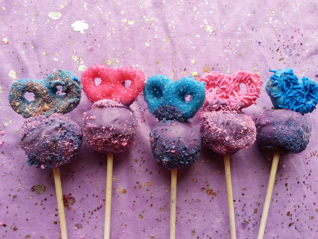 How to make Cakepops