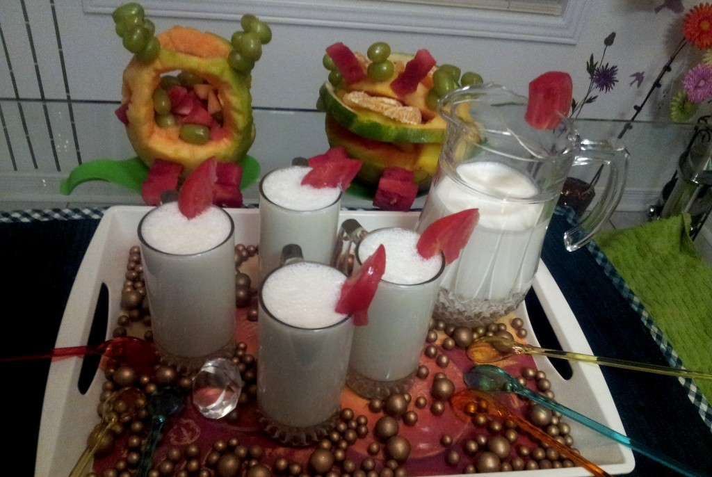 Lassi, Chilled Yogurt Drink