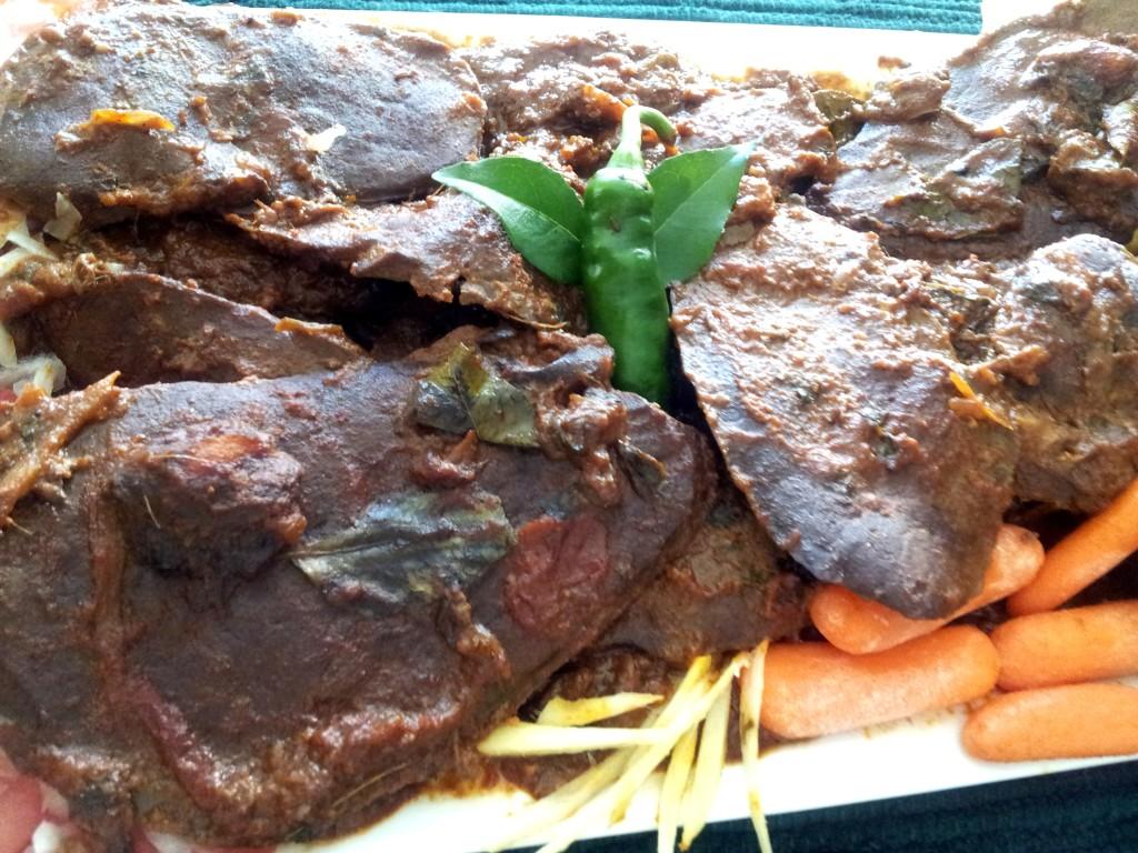 kaleji Liver Recipe