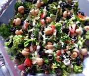 Lettuce Veggie Salad
