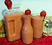 Frozen Fruit Smoothies Recipe