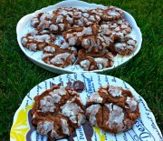 Nutella Crinkle Cookies Recipe