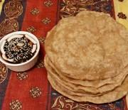 Brown Wheat Puri