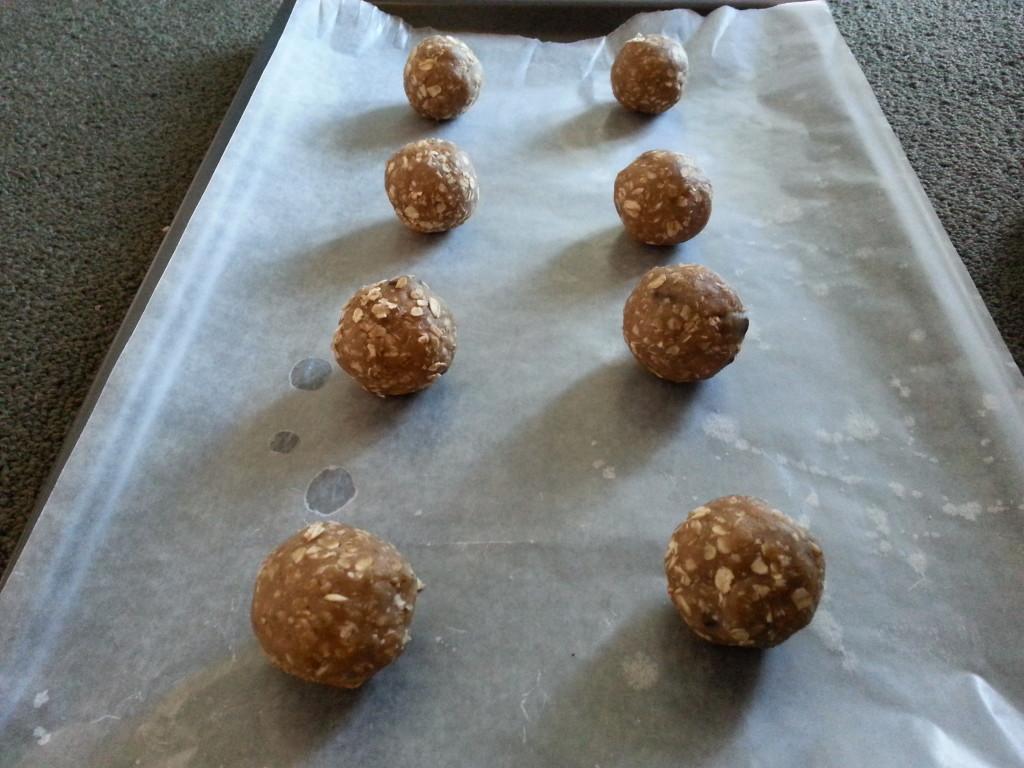 Apple-Oat Cookies Recipe