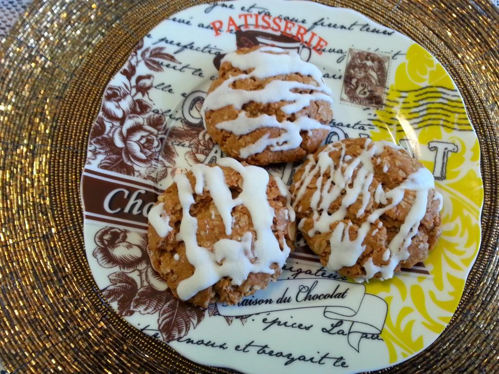 Oatmeal Cinnamon Cookies Recipe