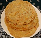 Crispy And Flaky Lachha Paratha
