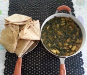 Aloo Saag Curry